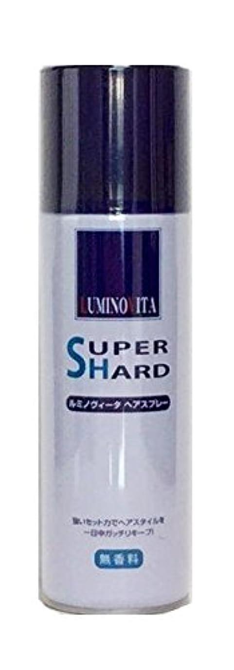 起きろデータベース中傷LuminoVita(ルミノヴィータ) ヘアスプレー スーパーハード 300g