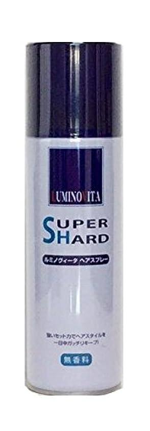 計算可能相談する存在LuminoVita(ルミノヴィータ) ヘアスプレー スーパーハード 300g