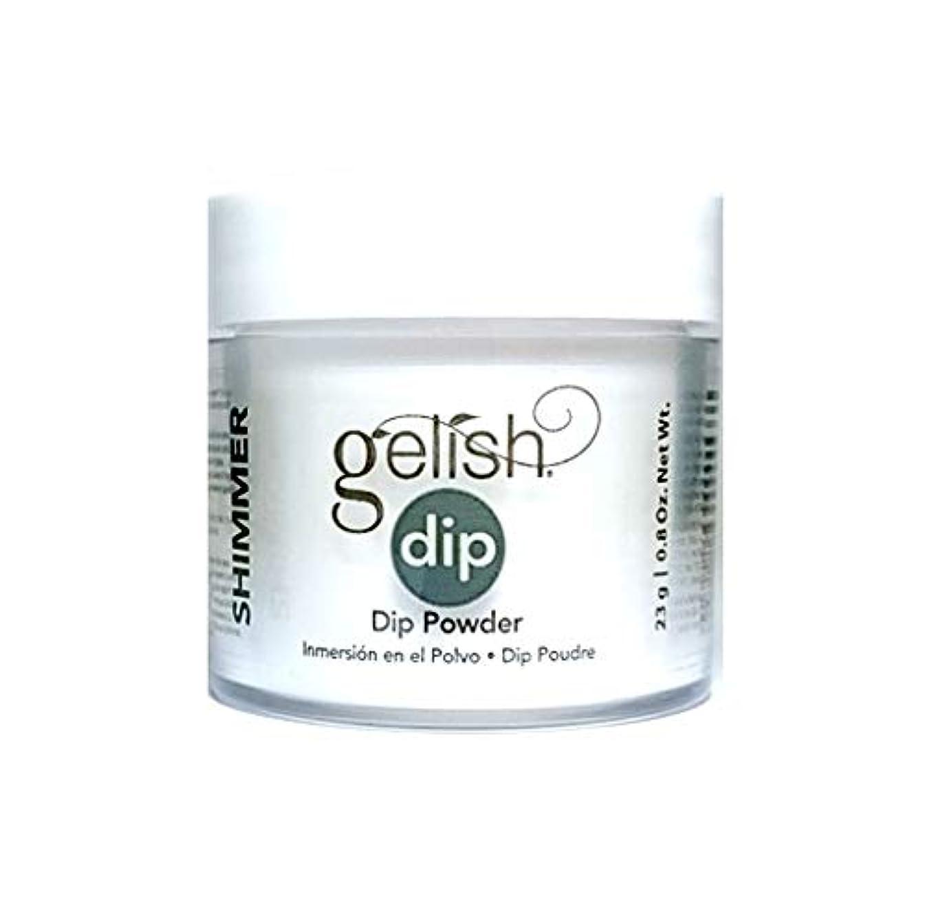 情報石交換可能Harmony Gelish - Dip Powder - Izzy Wizzy, Let's Get Busy - 23g / 0.8oz