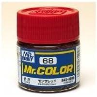 まとめ買い!! 6個セット 「Mr.カラー モンザレッド C68」