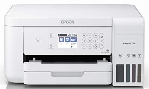 エプソン プリンター エコタンク搭載 A4カラーインクジェット複合機 EW-M630TW1 ドキュメントパック非同梱...