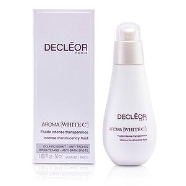 指定する栄養ドットデクレオール[Decleor] アロマホワイトC + インテンス トランスルーセンシー フリュイド 50ml/1.69oz [並行輸入品]
