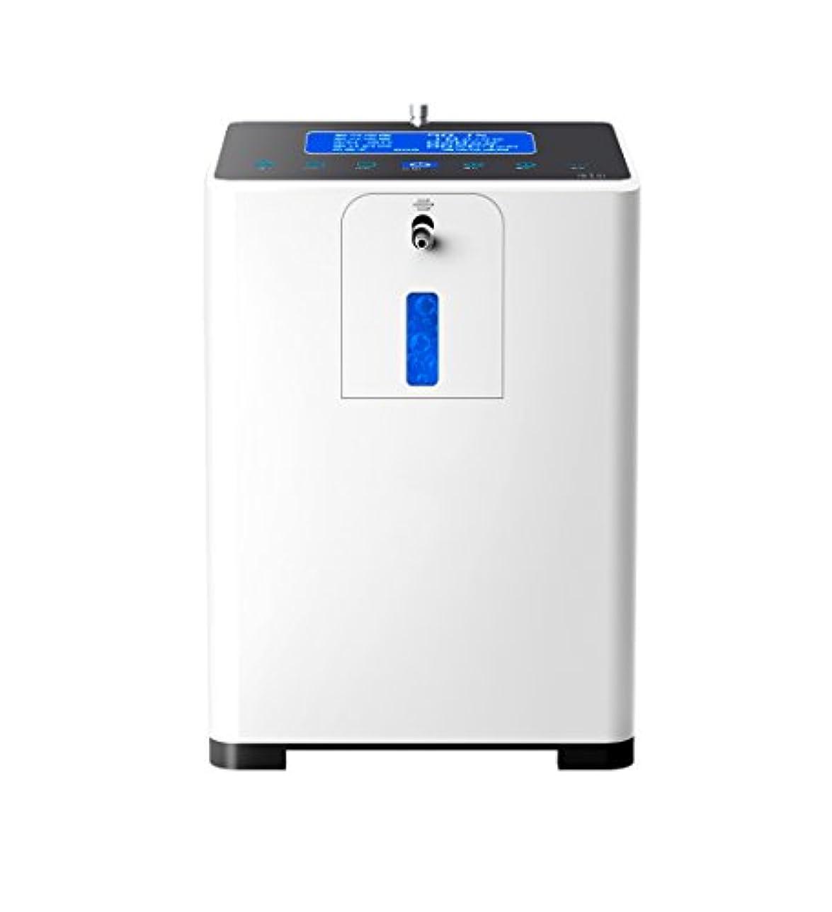 バイオリニスト買い手貫入YD 酸素濃縮装置 - ポータブル酸素濃縮装置ホーム酸素発生装置1-5L / min調節可能 - 霧化/スマートS??OS機能 /&
