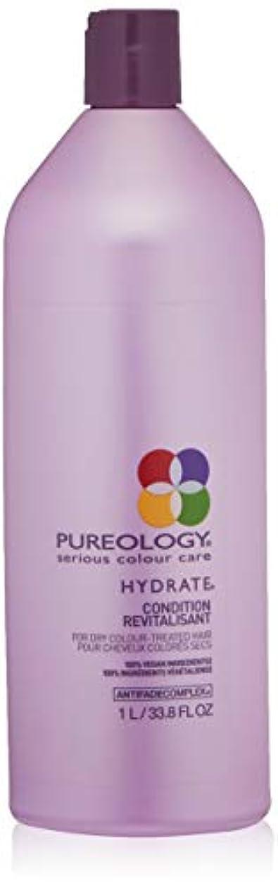 里親学ぶ酸度Pureology PUREOLOGY水和物コンディショナー、33.8液量オンス 33.8 fl。オンス 0