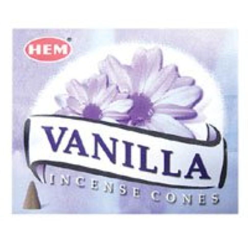 管理します実際の会社コーンインセンス HEM社 インド香 バニラ OIIDC01
