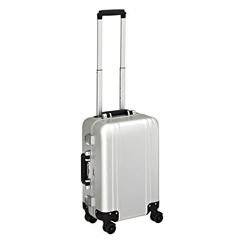 [ゼロハリバートン] ZEROHALLIBURTON ZR Trolley 19inch キャリーバッグ [並行輸入品] / Classic Aluminum - Carry-On Luggage