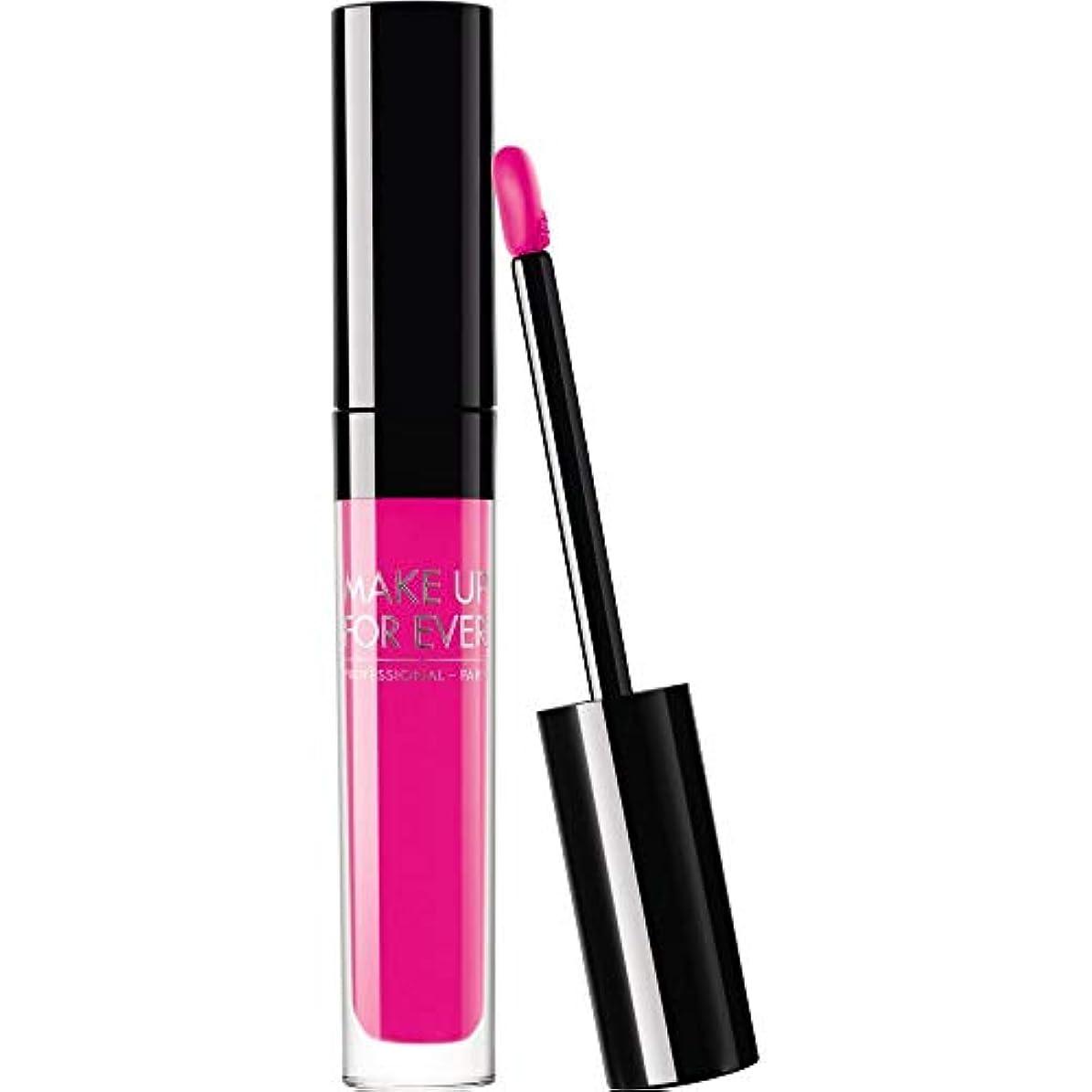 オフェンスクック別れる[MAKE UP FOR EVER] これまでアーティストの液体マットリップカラー2.5ミリリットルの200を補う - フクシア - MAKE UP FOR EVER Artist Liquid Matte Lip Colour...