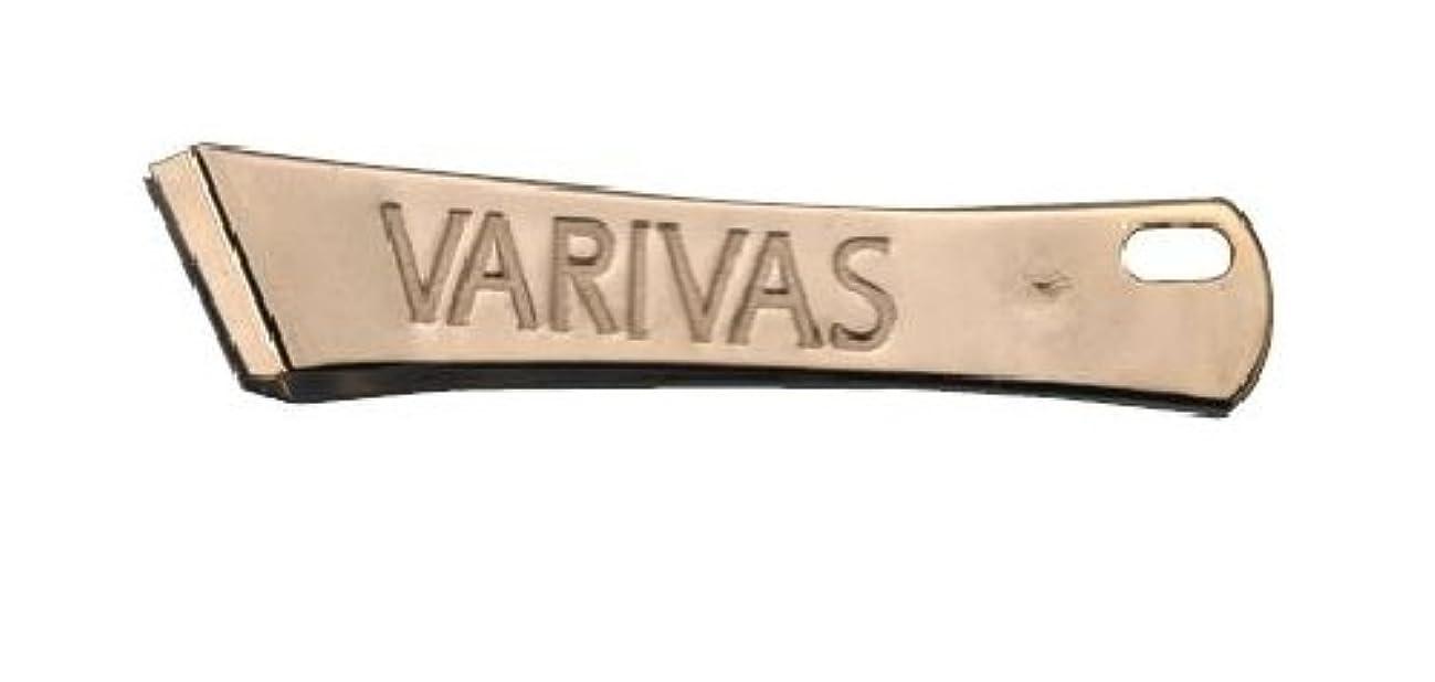 見落とすアレイ軽減VARIVAS(バリバス) カッター ラインカッター 斜め刃タイプ ゴールド