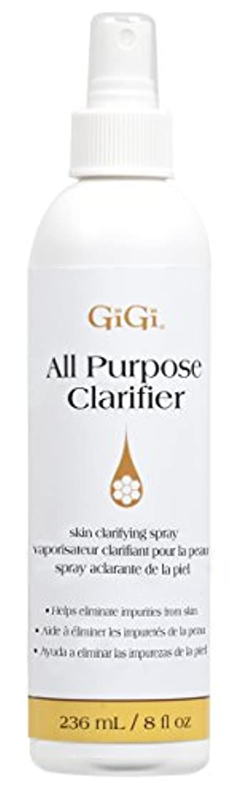 正規化電極洞窟GIGI All Purpose Clarifier 8 oz by GiGi