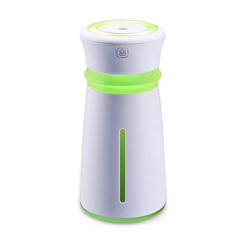 高品質冷風扇 ミニエアクーラ 小型卓上扇風機 霧化式冷風機 携帯性 コンパクト 静音 仕事や自宅でも使用可能 (ホワイト)
