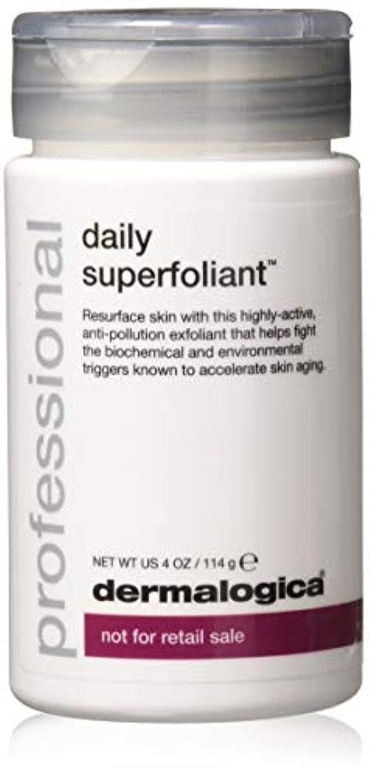 にもかかわらず忘れられない識別するダーマロジカ Age Smart Daily Superfoliant (Salon Size) 114g/4oz並行輸入品