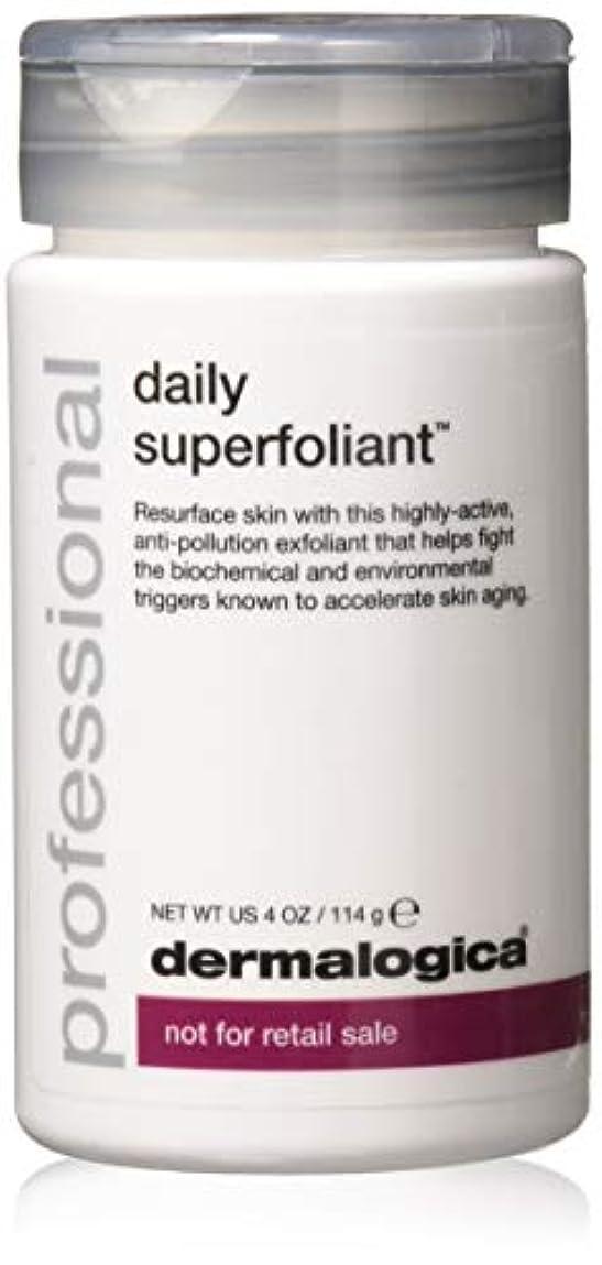 シプリーファックス抑止するダーマロジカ Age Smart Daily Superfoliant (Salon Size) 114g/4oz並行輸入品