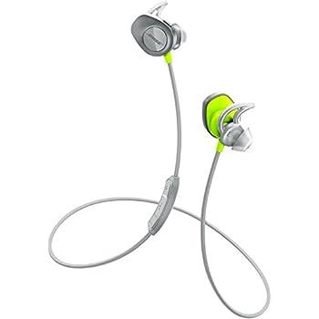 Bose SoundSport wireless headphones ワイヤレスイヤホン シトロン【国内正規品】