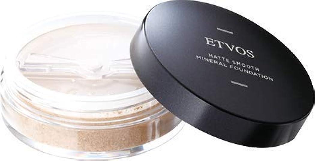 大気ウォルターカニンガム上院ETVOS(エトヴォス) マットスムースミネラルファンデーション SPF30 PA++ 4g #35