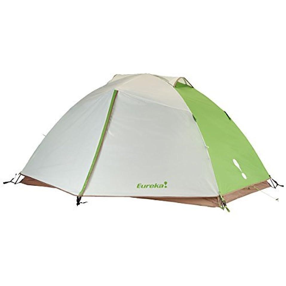 乱闘港かるEureka! Apex 2XT 2-Person, 3-Season Waterproof Backpacking Tent, Pine Bark/Blue Dawn/Foliage (6 Pounds 6 Ounces) [並行輸入品]