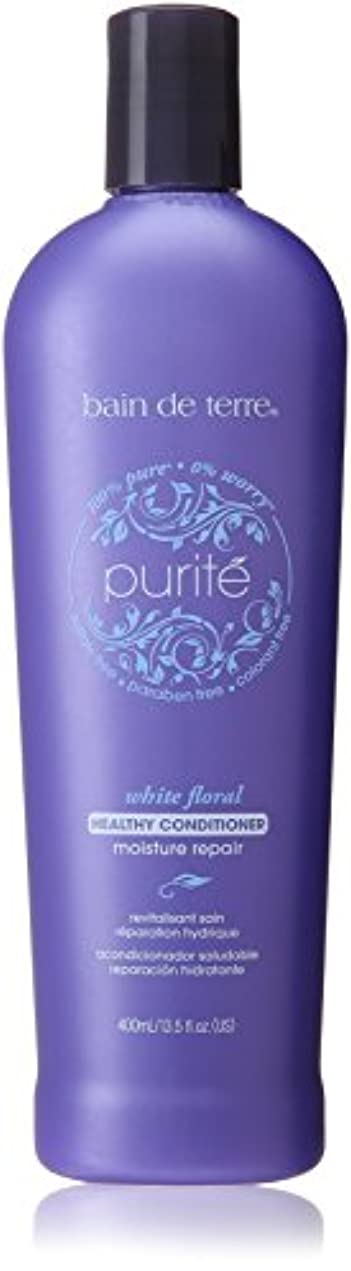 宿泊ヒット石Bain De Terre Purite' Moisture Repair Conditioner, 13.5 Fluid Ounce by Bain de Terre
