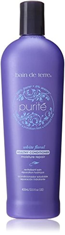さまようカルシウムヨーグルトBain De Terre Purite' Moisture Repair Conditioner, 13.5 Fluid Ounce by Bain de Terre
