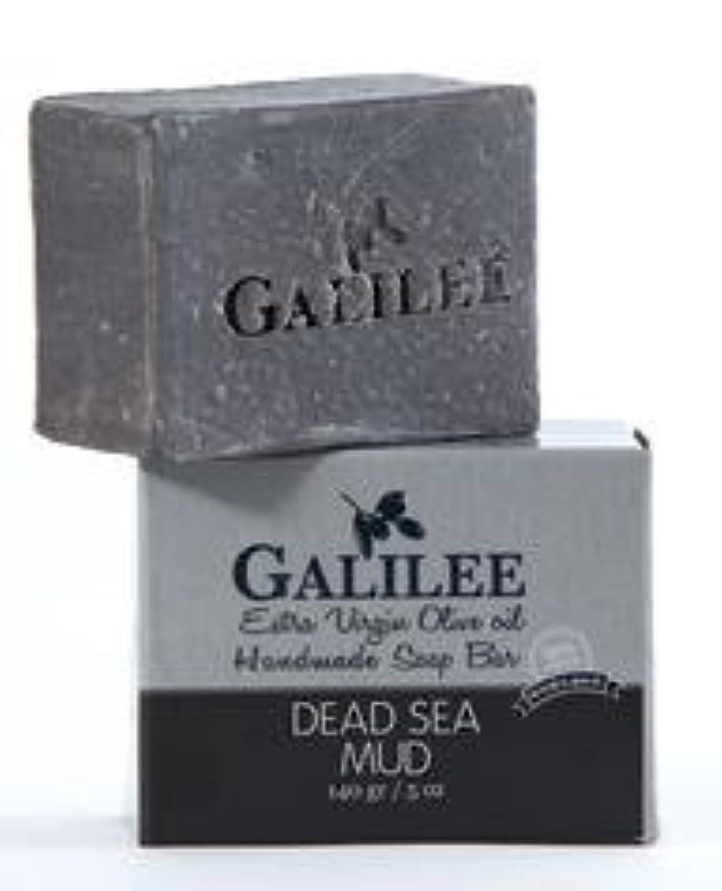 スローガン不運聞きますガリレー フェイシャルオリーブオイル&死海の泥ソープ 140g