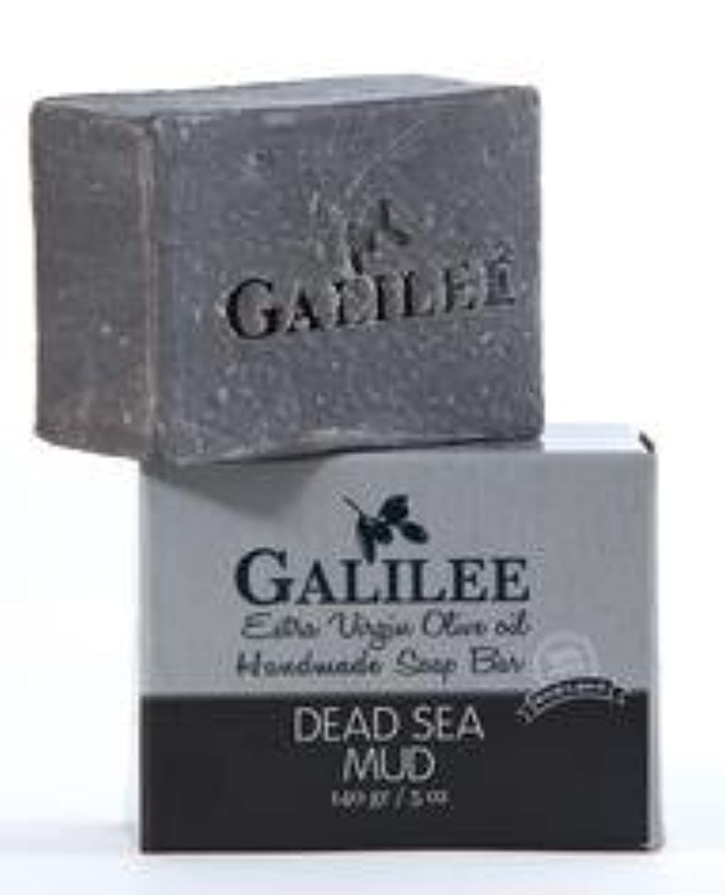 少なくとも原点再現するガリレー フェイシャルオリーブオイル&死海の泥ソープ 140g