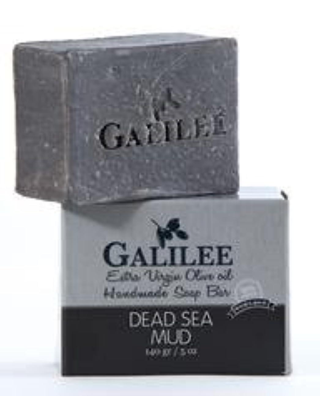 マエストロガレージユーザーガリレー フェイシャルオリーブオイル&死海の泥ソープ 140g