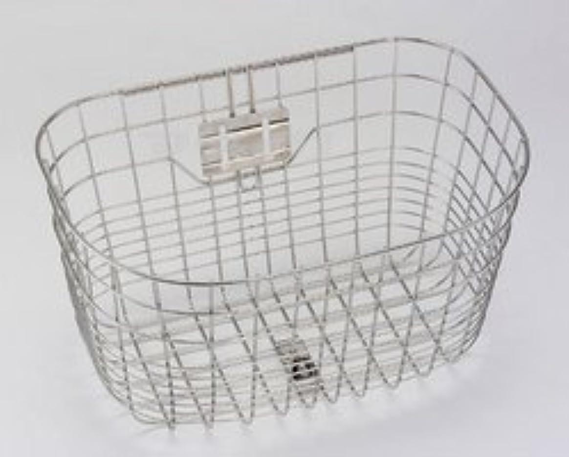 統治可能ローズ雇うブリヂストン オーバル大型バスケット ステンレス製 (フロント用バスケット) BRIDGESTONE 06LCDS F761291SU P2056