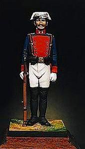 アンドレアミニチュアズ KSE-001 Civil Guard (Full Dress) 1911-31