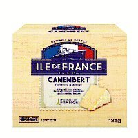 カマンベールチーズ・ボンジュール・ド・フランス 125g 【冷蔵】ボングラン(2パック)