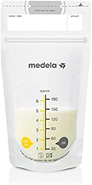 Medela Breast Milk Storage Bags 180ml 50pk