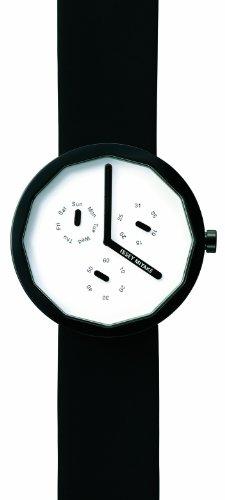 [イッセイミヤケ]ISSEY MIYAKE 腕時計 メンズ TWELVE 365 トゥエルブ365 深澤直人デザイン SILAP008