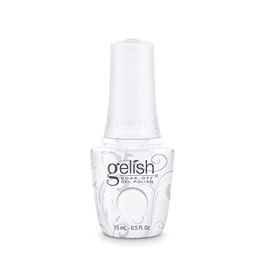 心理学カート人道的Harmony Gelish Gel Polish - Arctic Freeze - 0.5oz / 15ml