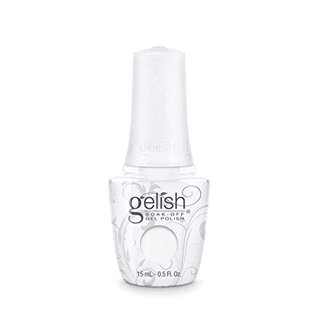 穴予防接種パテHarmony Gelish Gel Polish - Arctic Freeze - 0.5oz / 15ml