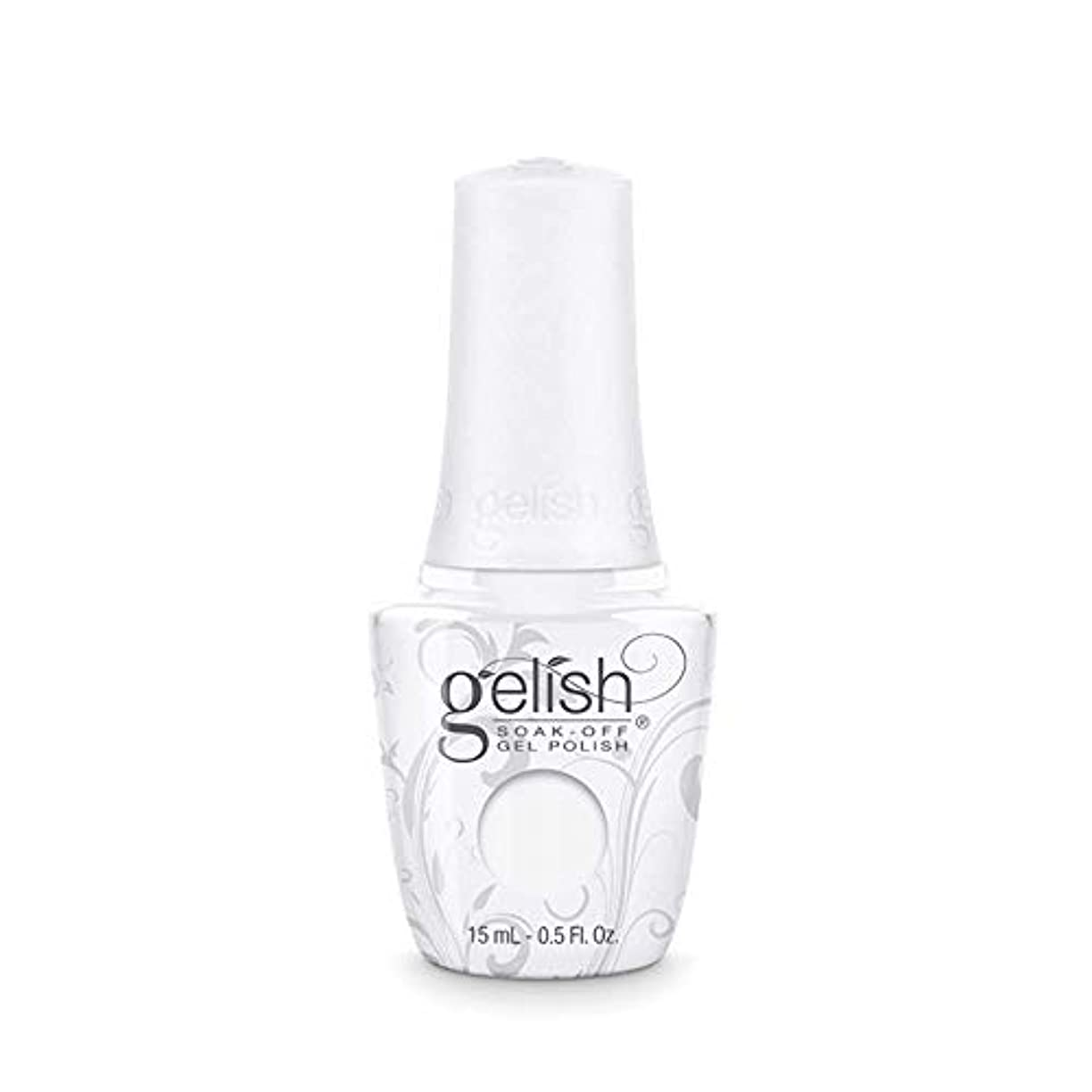 測定純度平凡Harmony Gelish Gel Polish - Arctic Freeze - 0.5oz / 15ml
