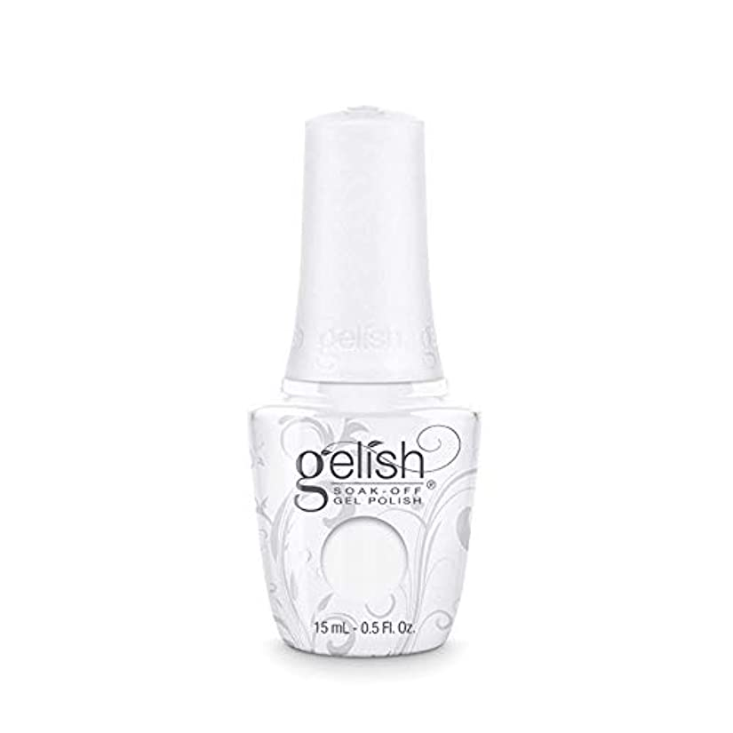 キャプション古い闘争Harmony Gelish Gel Polish - Arctic Freeze - 0.5oz / 15ml
