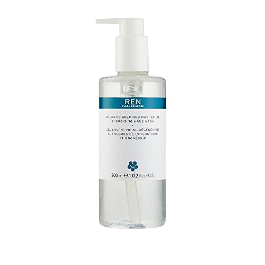 作り落胆させるできるレン Atlantic Kelp And Magnesium Energising Hand Wash 42791/5312 300ml/10.2oz並行輸入品
