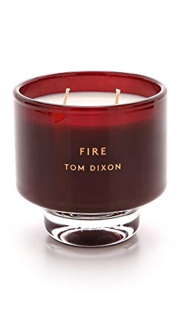 消すヘルシー売上高Tom DixonメンズFire Scented Candle One Size レッド SC05F