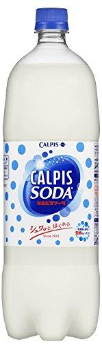 カルピスソーダ 1.5L ×8本