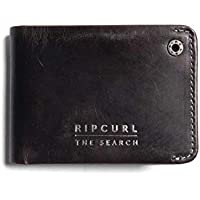 Rip Curl BWLLZ1 Men's Credit Card Holder, Black, 1SZ