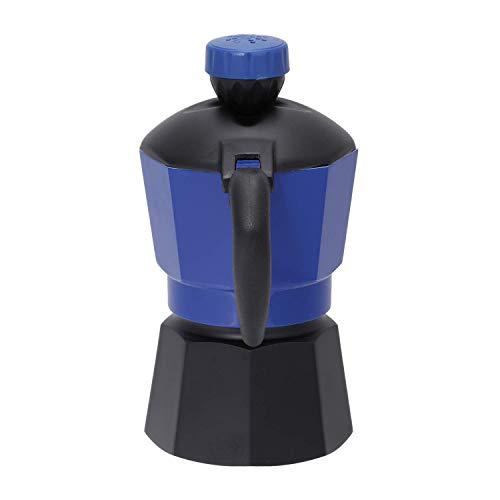 BIALETTI  エスプレッソメーカー 直火式 モカ メロディ ブルー 160cc インテル 4252