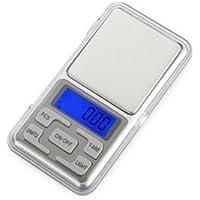 TS.CORP 携帯タイプ ポケットデジタル スケール(秤) 精密 業務用(プロ用) (0.1g-500g)
