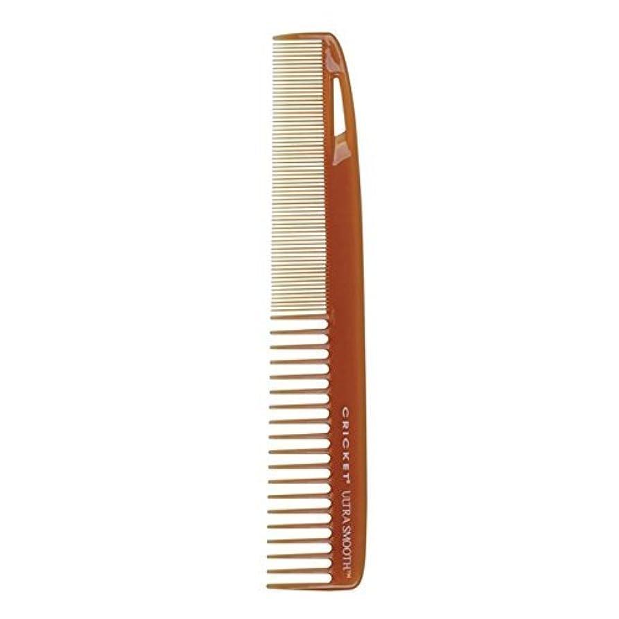 抑制残り男Cricket Ultra Smooth All Purpose Comb 20 [並行輸入品]