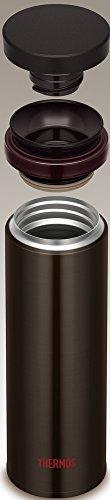『サーモス 水筒 真空断熱ケータイマグ 500ml エスプレッソ JNO-501 ESP』の3枚目の画像