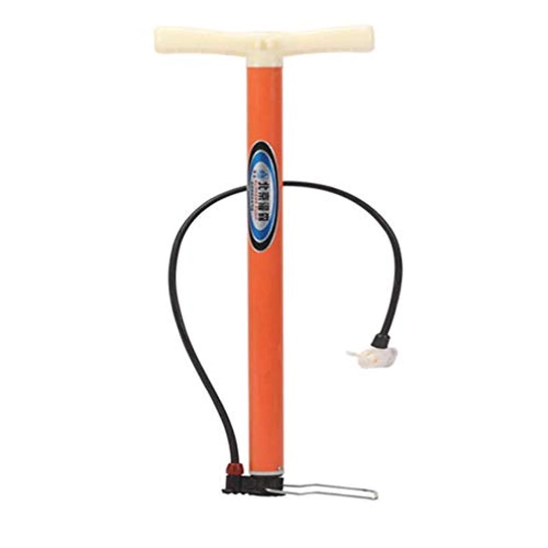 繰り返した賛美歌安心させる自転車ポンプ、フットポンプフレームポンプポータブルノンスリップ高圧ポンプ、バルブ用、マウンテンバイクタイヤ電気自動車インフレータブルツール