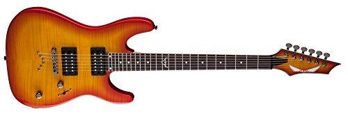 Dean ディーン Guitars C350 TAB Custom 350 エレキギター, Trans Amber Burst エレキギター エレクトリックギター (並行輸入)