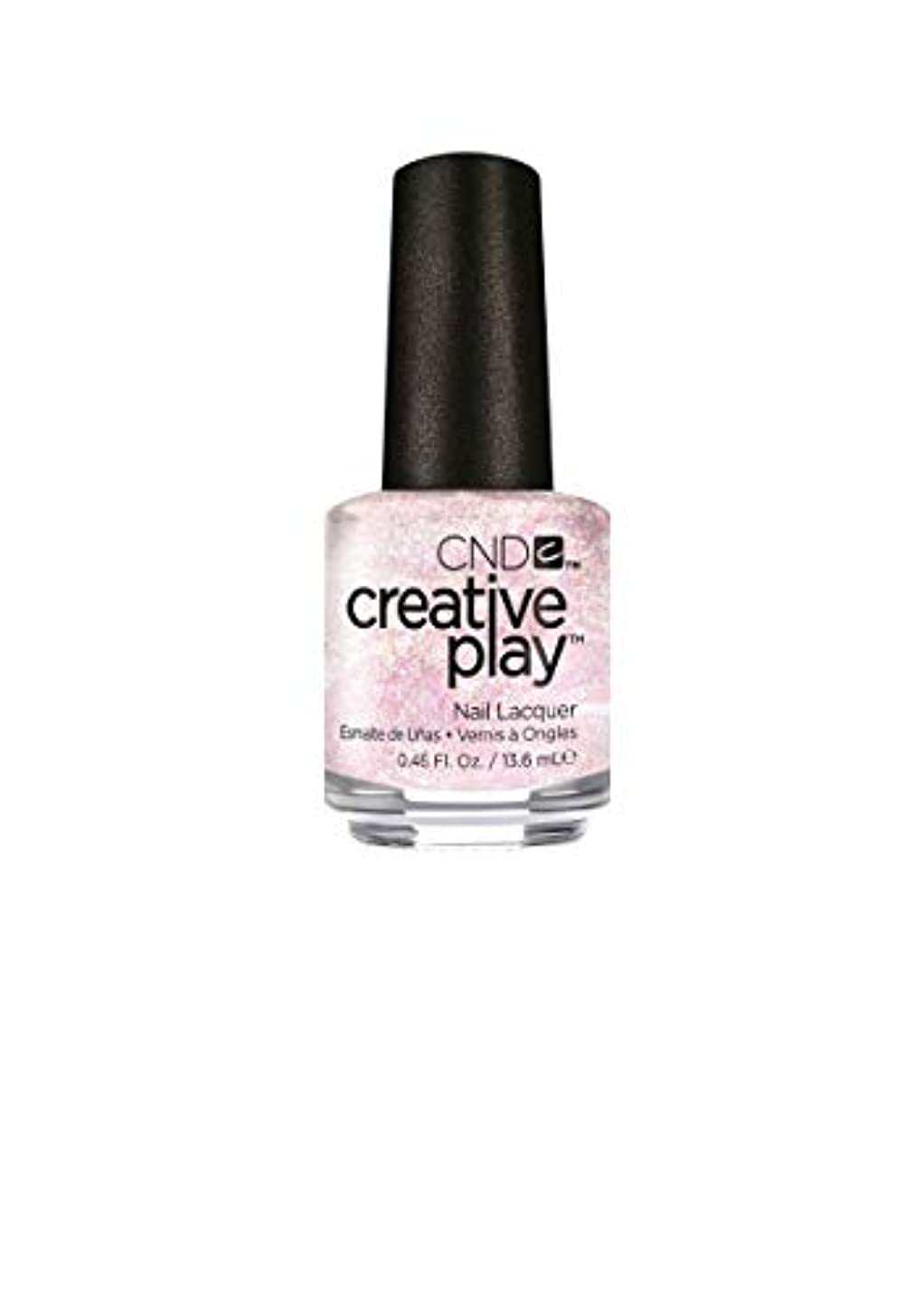 媒染剤解くグリットCND Creative Play Lacquer - Tutu Be or Not To Be - 0.46oz / 13.6ml