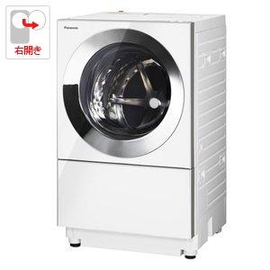 RoomClip商品情報 - パナソニック 【右開き】10.0kgドラム式洗濯機(3.0kg乾燥付き) Cuble シルバー NA-VG1000R-S
