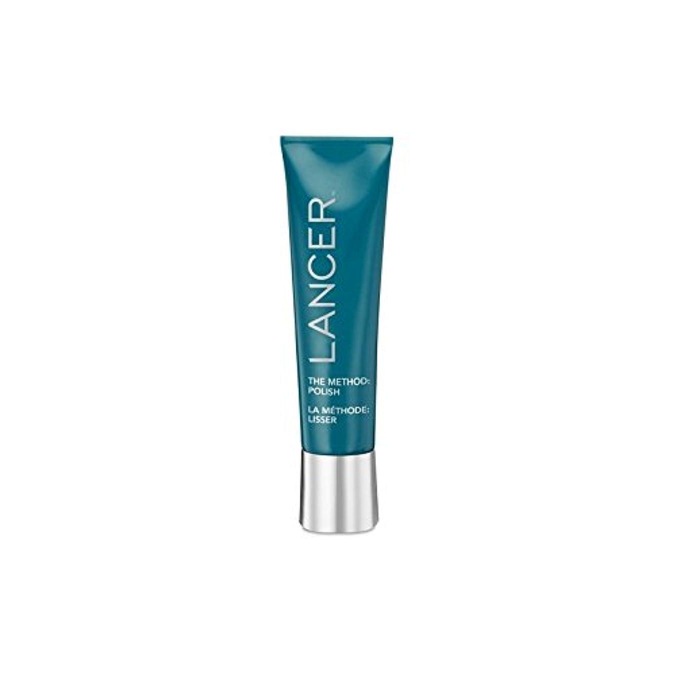 速記第九読書をするLancer Skincare The Method: Polish (Bonus Size 227G) - ポリッシュ(ボーナスサイズ227グラム):ランサーは、メソッドをスキンケア [並行輸入品]