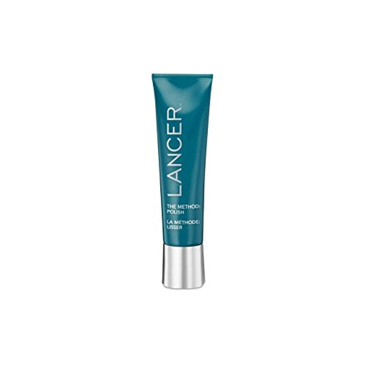 クルー乙女回るLancer Skincare The Method: Polish (Bonus Size 227G) (Pack of 6) - ポリッシュ(ボーナスサイズ227グラム):ランサーは、メソッドをスキンケア x6 [並行輸入品]