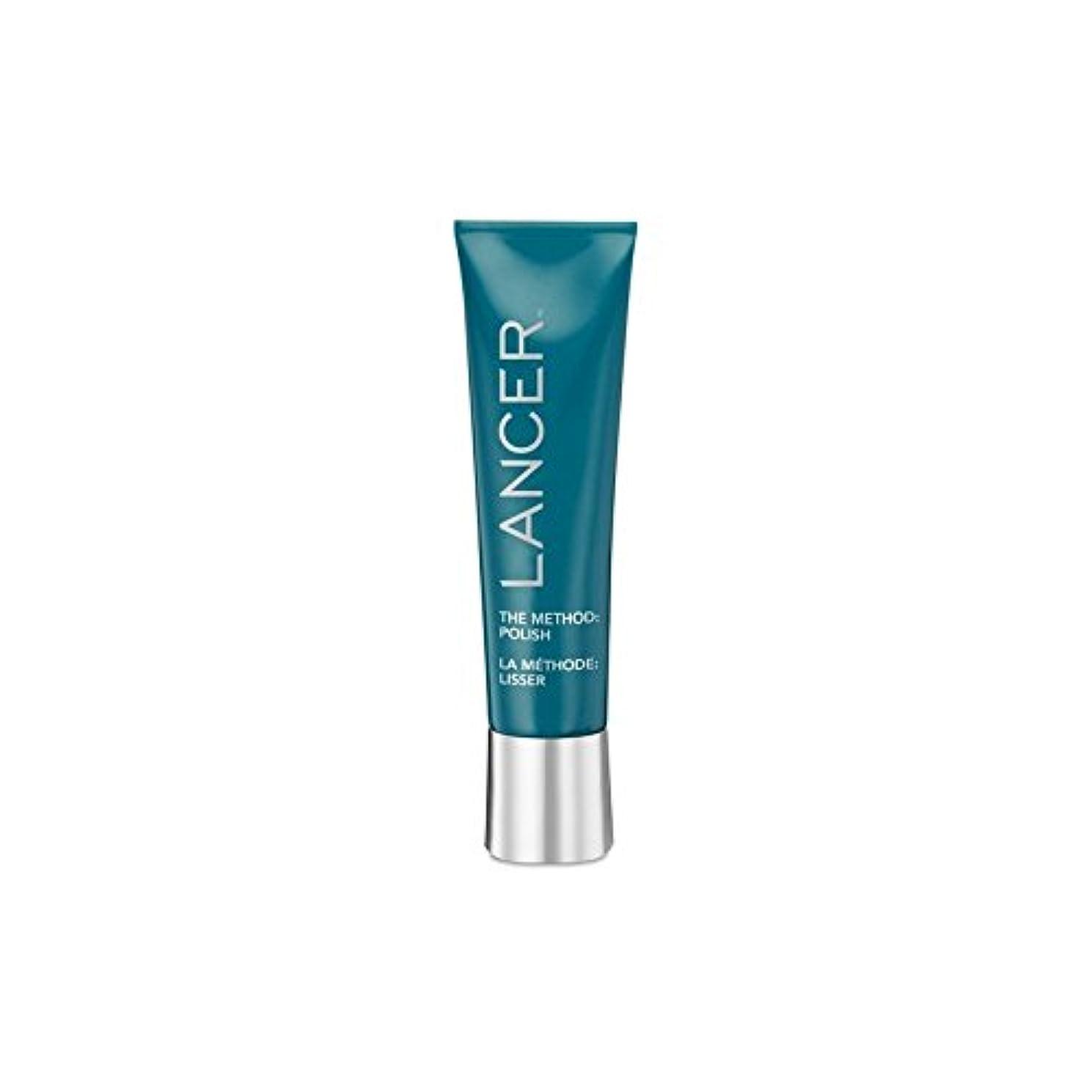 帽子行列回復するLancer Skincare The Method: Polish (Bonus Size 227G) (Pack of 6) - ポリッシュ(ボーナスサイズ227グラム):ランサーは、メソッドをスキンケア x6 [並行輸入品]