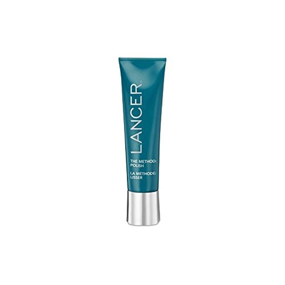 最初に宣伝ラベンダーLancer Skincare The Method: Polish (Bonus Size 227G) - ポリッシュ(ボーナスサイズ227グラム):ランサーは、メソッドをスキンケア [並行輸入品]