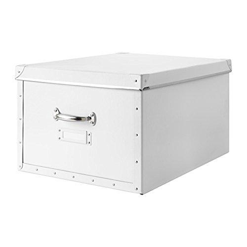 IKEA(イケア)  FJALLAふた付きボックス